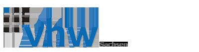 vhw Landesverband Sachsen Logo